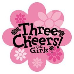 Three Cheers For Girls