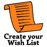 Create Your Wish List!